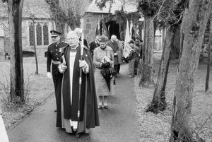 800th anniversary, Lostwithiel, Cornwall. March 1989