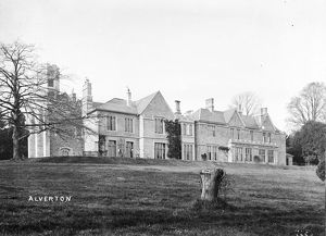 Alverton House, Truro, Cornwall. Early 1900s