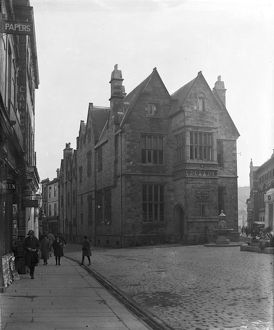 Boscawen Street, Truro, Cornwall. After 1922