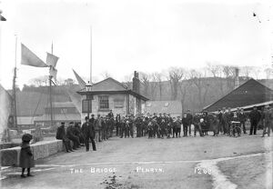 The Bridge, Penryn. 1900s