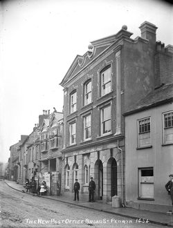 Broad Street, Penryn, Cornwall. After 1905