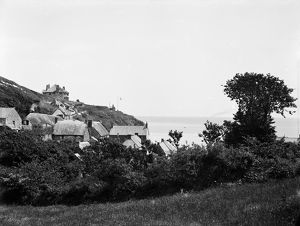Cadgwith, Cornwall. 1908