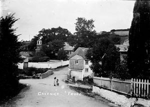 Calenick, Cornwall. Early 1900s