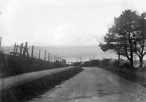 Castle Drive, Falmouth, Cornwall. Early 1900s