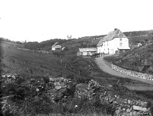 Church Cove, Landewednack, Cornwall. 1897