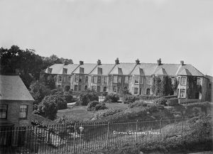 Clifton Gardens, Truro, Cornwall. Early 1900s