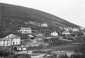 Crackington Haven, St Gennys, Cornwall. Early 1900s
