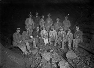 East Pool Mine, Illogan, Cornwall. Probably 1893