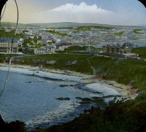 Falmouth, Cornwall. Early 1900s