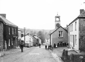 Fore Street, Grampound, Cornwall. 1912