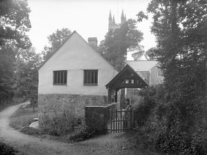 The Guildhouse, Poundstock, Cornwall. 1913
