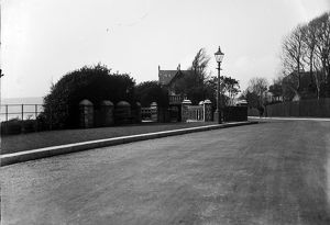 Gyllyngdune Chapel, Cliff Road, Falmouth, Cornwall. Early 1900s