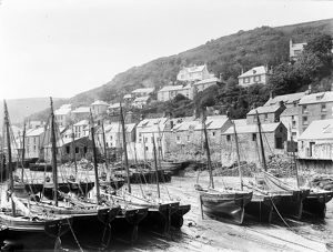 Harbour, Polperro, Cornwall