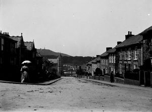 Heanton Road, Redruth, Cornwall. Early 1900s