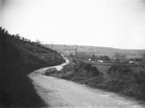 Idless Road, Idless, Cornwall. Early 1900s