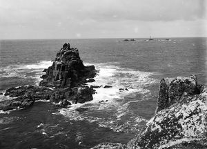 Land's End, Cornwall. 1903