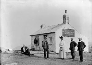 Land's End, Cornwall. 1907