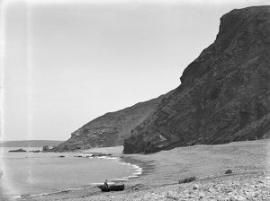 Millook Haven, Poundstock, Cornwall. 1913