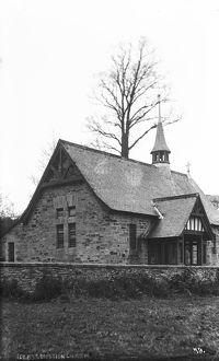 Mission church, Idless, Cornwall. Early 1900s