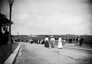 New Road, Falmouth, Cornwall. Possibly 1911