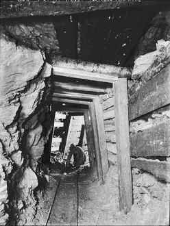 New Wheal Eliza Mine, St Austell, Cornwall. 1908-1913