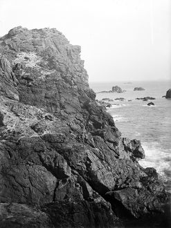 Old Lizard Head, Landewednack, Cornwall. 1908
