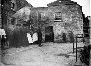 Pednolva Walk, St Ives, Cornwall. About 1900