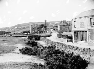 Perranporth, Cornwall. Possibly 1890s