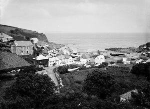 Porthallow, St Keverne, Cornwall, 2nd July 1912