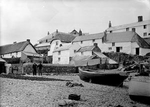Porthallow, St Keverne, Cornwall. July 1912