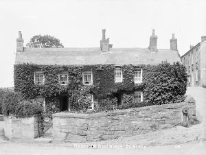 Rosedale cottage, Rosemundy, St Agnes, Cornwall. Early 1900s