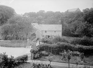 Rosemundy Cottage, St Agnes, Cornwall. Early 1900s