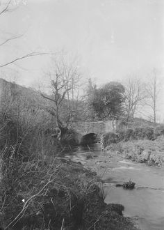 Scawswater Bridge, Idless, Cornwall. 1910s