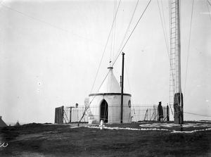 The Signal Station, Newquay, Cornwall. Around 1910s