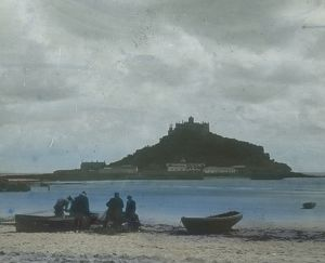 St Michaels Mount (Selection of 4 Items)