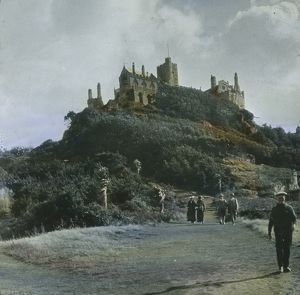 St. Michael's Mount, Cornwall.