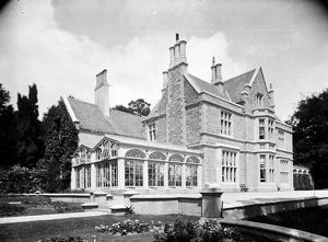 Tremorvah House, Truro, Cornwall. Early 1900s
