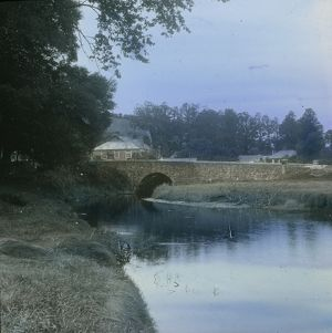 Tresillian Bridge, Cornwall. Around 1925