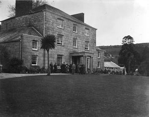 Trevarrock House, St Austell, Cornwall. 12th May 1923