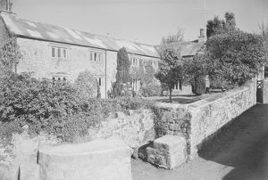 Trevear House, St Stephen in Brannel, Cornwall. 1962