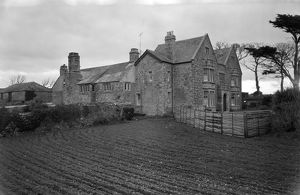 Truthall Manor House, Sithney, Cornwall. 1961