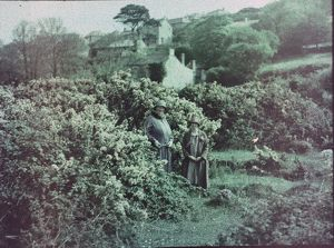 Unknown location in Cornwall. Around 1925