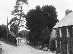 Veryan, Cornwall. August 1911