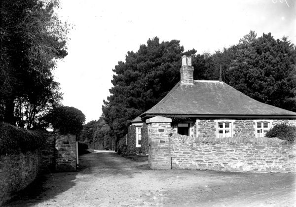 Penmount, St Clement, Cornwall. Early 1900s