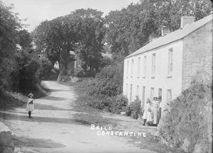 Brill, Constantine, Cornwall. Early 1900s