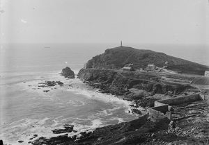 Cape Cornwall, St Just in Penwith, Cornwall. 1904