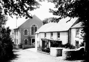 Chapel Hill, St Erth, Cornwall. Early 1900s