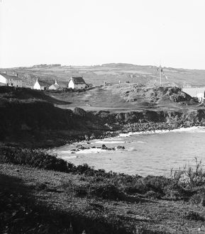 Coverack and Dolor Point, St Keverne, Cornwall. 1908