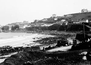 Coverack, St Keverne, Cornwall. Early 1900s