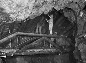 East Pool Mine, Illogan, Cornwall. 1893